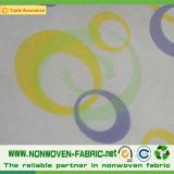 100% Polypropylène Imprimé Tissu Non Tissé