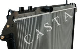 Radiador de Aluminio del Coche de Toyota para el Diesel de Toyota Hilux Innova (04-)