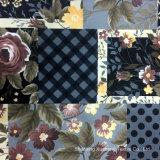 Nuovo Design-6: Tessuto di stampa del poliestere, carta da stampa di scambio di calore, elaborare di stampa, usato per vestiti e le tessile domestiche