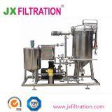 Filtro de diatomita utilizado en la Filtración de bebidas