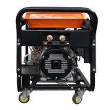 2.5/4.6kwの引きずられたか、またはひかれたディーゼル溶接工の発電機セット