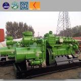 중국 발전기 공장 1MW 광산 석탄 가스 엔진 발전기