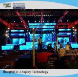 Farbenreicher HD Digital LED-Innenbildschirm (P2.5, P3, P3.91, P4, P4.81, P5, P6) reparierte Installation
