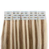Band van het Haar van 100% de Maagdelijke in de Uitbreidingen van het Menselijke Haar (av-tp20-12/613)
