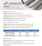 1.2mm/1.5mm/2.0mm UVwiderstand verstärkte Belüftung-wasserdichte Membrane