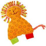 견면 벨벳 동물성 아기 측정 통치자 장난감