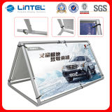 Outdoor Triangle Free Standing Signs Advertising Equipment (LT-23)