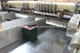 Máquina de alimentación del rulo de plástico y de pegado de papel (YX-650B)