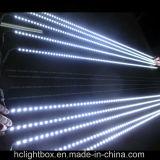 ZEICHEN-Strangpresßling Lightboxes Aluminium des Schnellfeld-A2 gestaltet Aluminiumdas aluminium, das Felder bekanntmacht