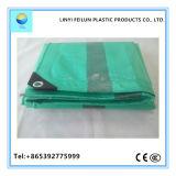 Finement traitées de haute qualité bâche en PVC noir vert
