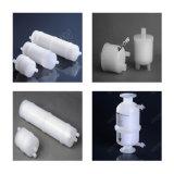 Filtre jetable de capsule de bavure de tuyau de PP/PTFE/Mce/Pes/Nylon
