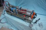 Agua/jugo/petróleo y otros dobles semiautomáticos de las pistas máquina de rellenar de los líquidos (G2WYD) 50-500ml