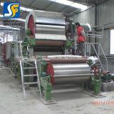 Precio de la máquina de la fabricación de papel de tejido de tocador del certificado de la calidad del Ce