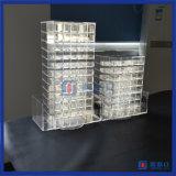 China-Fabrik-heißer Verkauf, der Acryllippenstift-Aufsatz dreht
