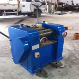 Buigende Machine W24s-320 van het Staal van de Staaf van de levering de Vlakke van Suikergoed