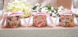 Creatividad Paquete de cartón Caja de caramelos de la caja de caramelos de diamantes