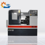 Ck-50L cama inclinada Hobby de máquina de torno CNC de precisión
