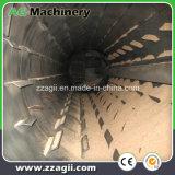 Type machine rotatoire de flux d'air de tambour sécheur de déchets de bois de sciure de biomasse