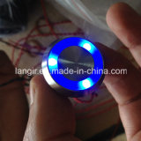 Langir 22mm 25mm Illuminated Stainless Steel IP68 Waterprrofの30mm Electrostatic Prevention Piezo Switch