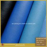 Populaire cuir épais Lychee PU pour chaussures (019)