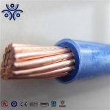 Il cavo incagliato del Cu ha isolato il collegare del cavo di 8AWG sollevato nylon Thhn Thwn