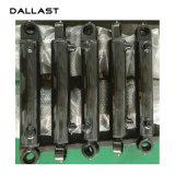 Aço inoxidável cromada de dupla ação do trator hidráulico do cilindro da caçamba