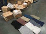 100% хлопок мужские брюки грузов, высшего качества для мужчин в длинные брюки груза