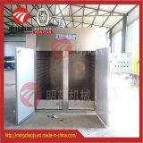 Las tuercas de acero inoxidable técnica industrial de alimentos Máquina de secado