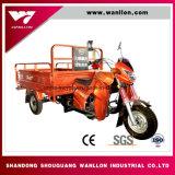 Granja Trike de la carga del combustible de la motocicleta del triciclo de la gasolina del vaciado