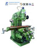 El moler vertical universal y perforadora X5032 del taladro de la torreta del metal del CNC para la herramienta de corte