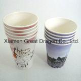 1.5-32 onzas de bebida caliente de vasos de papel con tapas (PC1111)