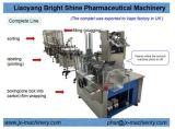 Bouteille PET entièrement automatique des e-cigarette Prix de fabrication de machines de remplissage de liquide