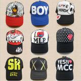 Caps de promoção, bonés de viagem, bonés desportivos, chapéu