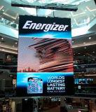 Hohe Definition-videowand P3, die farbenreiche LED-Innenbildschirmanzeige druckgießt