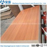 Haute qualité pour l'intérieur d'aggloméré de meubles de mélamine
