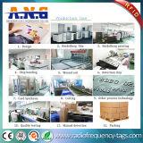 トラフィックのためのシルクスクリーンの印刷を用いる機密保護のCmyk PVCプラスチックスマートカード