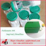 GMP Peptido Powder aumento efectivo de Ace muscular Follistatin 031 344