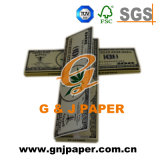Natural Pakcing Small Size Tobacco Rolling Paper for Wholesale