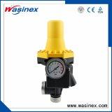水ポンプのための水不足の圧力制御スイッチの後の自動再始動