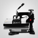 Machine de sublimation de T-shirt de presse de transfert thermique de Vevor 5in1