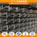 Het Aluminium van Weiye/Profiel 2 van Aluminio/van het Aluminium Sporen voor Schuifdeur