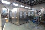 Автоматическое заполнение промывки воду в бутылках герметичность блока 3 в 1 упаковке розлива завода машины