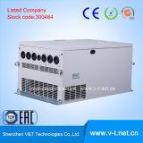 V&T V5-H 132 al mecanismo impulsor variable de la frecuencia de la aplicación de la carga pesada de 220kw 1/3pH 200V
