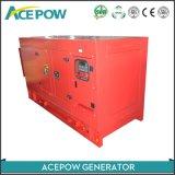 Diseño silencioso generador diésel chinos con certificado CE
