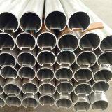 6063 T5 sacaron alrededor del tubo de aluminio