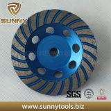 Diamond Cup roda para remoção do piso de cimento e betão