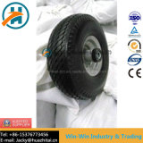Qingdao (3.50-4)에서 편평한 자유재량 트롤리 바퀴