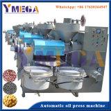 El aceite vegetal que hace la máquina de procesamiento de aceite de cocina