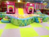 Оборудование спортивной площадки зон игры детей крытое мягкое