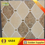 Azulejo de cerámica de la cocina de los azulejos de suelo del cuarto de baño de madera antideslizante de la mirada (4A86)